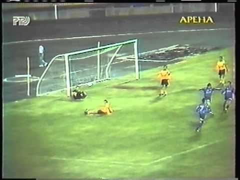 1995 (September 28) Ararat Yerevan (Armenia) 0-Dinamo Moscow (Russia) 1 (Cup Winners Cup)