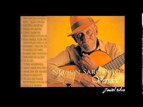 Nelson Sargento Completo -  versatil  - Jamiel Silva