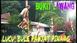 Download Video Lucu! Bule Panjat Pinang 17 Agustus 2018 Di Bukit Lawang | Greasy Pole Climbing Contest In Indonesia MP3 3GP MP4
