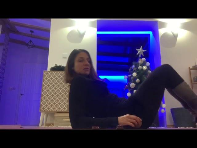Техника от миофасциалната ин йога при болки в кръста и гърба. За ревитализиране на бъбреци