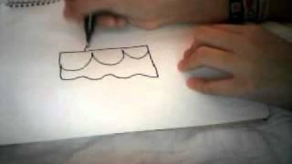 Como dibujar un altar de muertos
