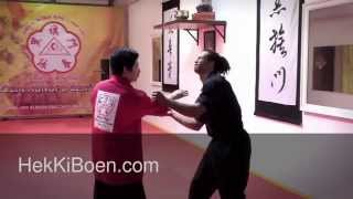 Orange County Wing Chun California - The Official HKB Kuntao Demonstration by Sifu Lin Xiang Fuk