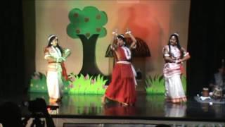 "Dance Drama ""Shakuntala"" performed by Purbasha Members in Saraswati Puja-2017"