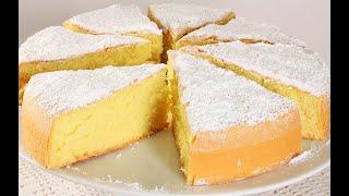 Итальянский Торт Маргарита Нежнейшее Ароматное Облако Torta Margherita
