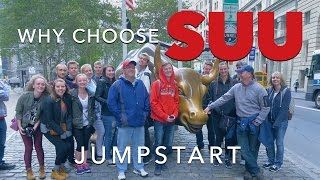 Image for vimeo videos on Why Choose SUU — Jumpstart