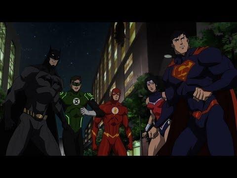 เล่าเรื่องย่อการ์ตูน Justice League: War