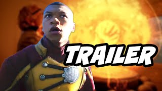 Legends Of Tomorrow  Official Trailer 2 Breakdown