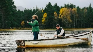 Fishing with Old Chums in Scotland