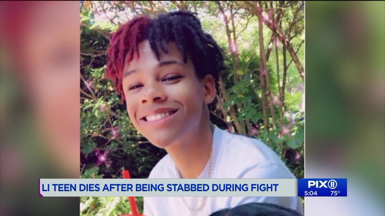 Arrest made after teen stabbed to death while dozens watched and recorded attack