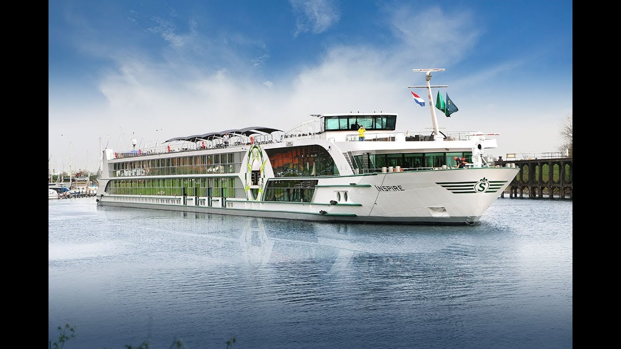 Tauck MS Inspire Review YouTube - 10 best european river cruises 2
