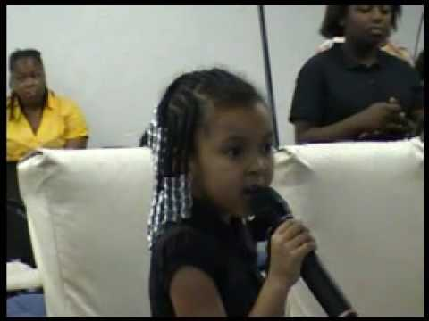 6 Year old Gabrielle Sherman