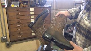 Forging a Leather Boot Stretcher