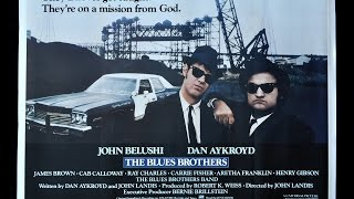 The Blues Brothers (1980) Movie Review
