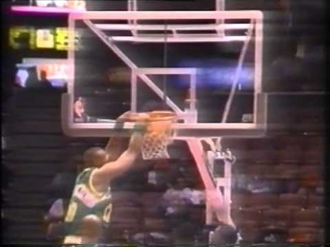 NBA Dunks 1991 - 1992 Season