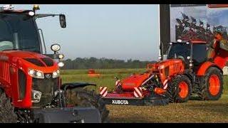 Nowe traktory Kubota z serii M7