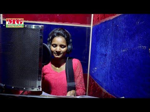 देखे कैसे होता है, स्टुडियो में रिर्कोडिंग ll Live Studio Recording Studio Nandani Sharma
