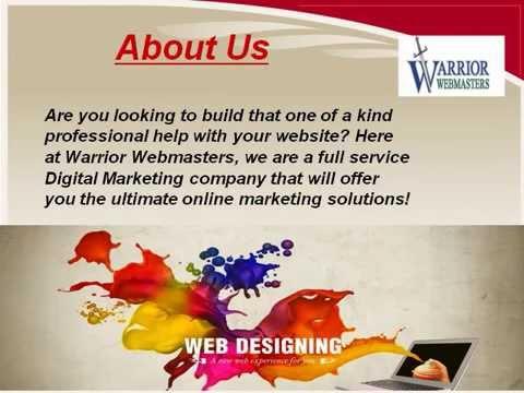 Warriorwebmasters.com - Web Development Company In Wine Country | Web Design Company Bay Area