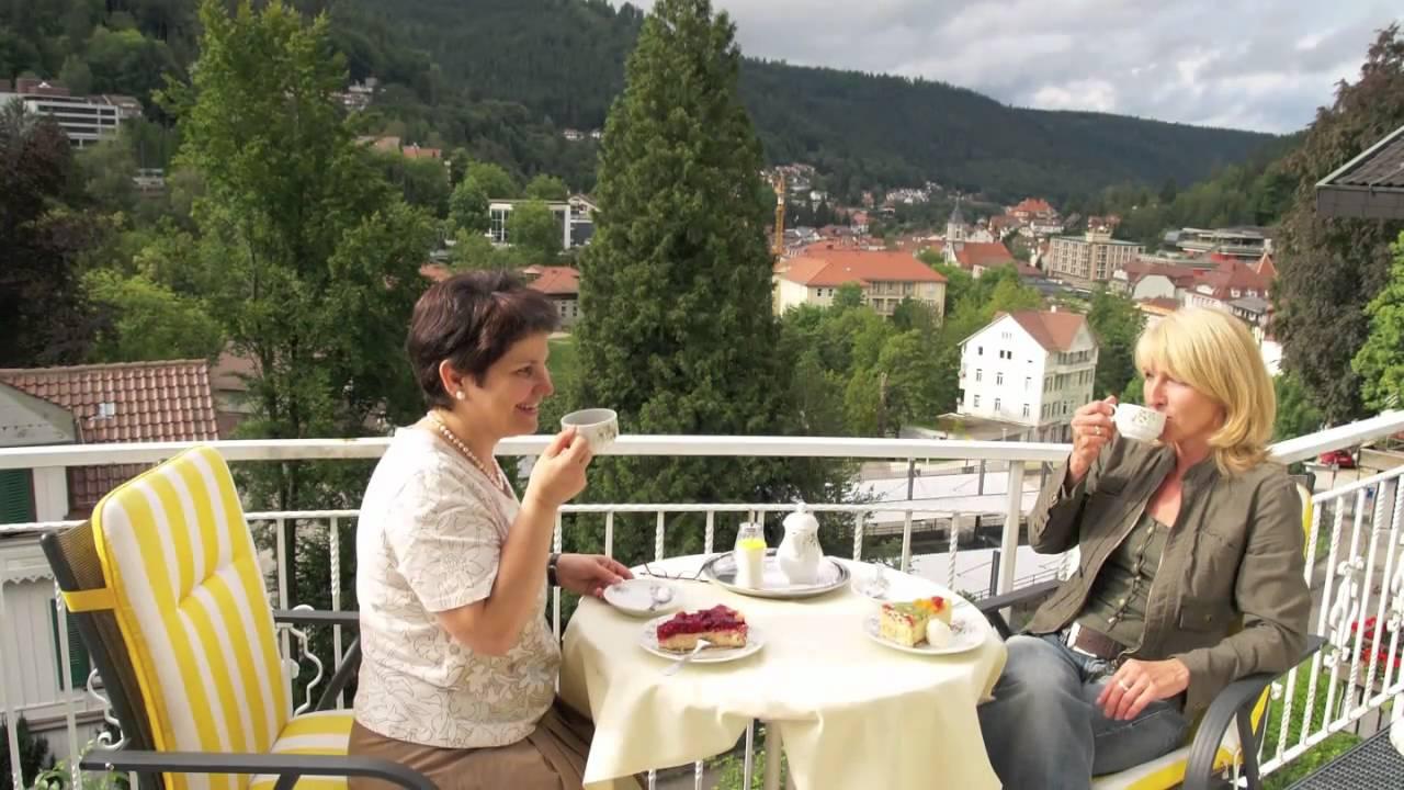 Video Wellness in Bad Wildbad Wellnessurlaub Schwarzwald