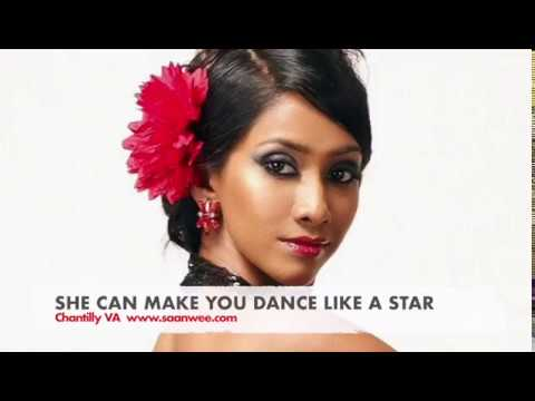 Priti Gupta-Udeshi training Shekhar Suman on Jhalak Dikhla Jaa (Dancing With The Stars - India)