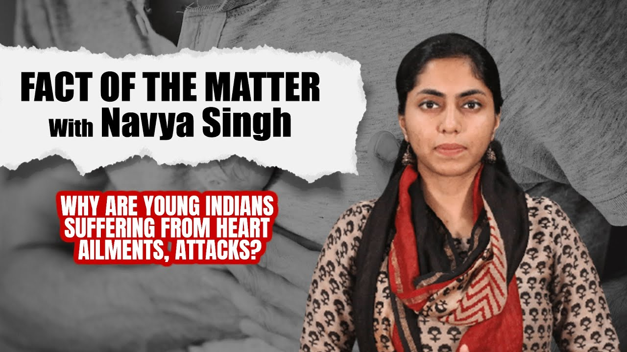 Download Why Are Young Indians Suffering From Heart Ailments, Attacks?