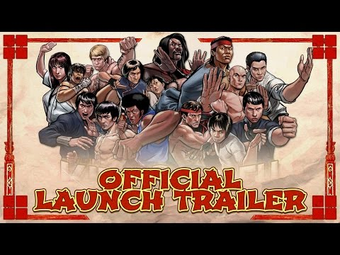 Kings of Kung Fu - Official Launch Trailer