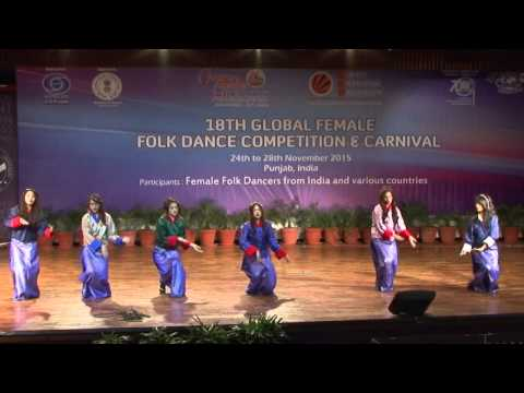 18th Global Female Folk Dance Competition & Carnival