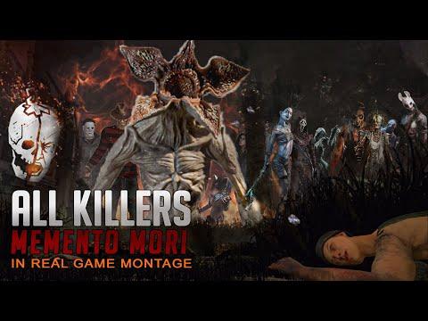 All Killers memento mori | DEAD BY DAYLIGHT KILLERS |