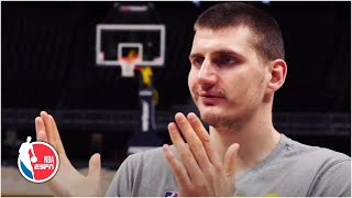 Nikola Jokic is not focused on the NBA's MVP race | NBA on ESPN