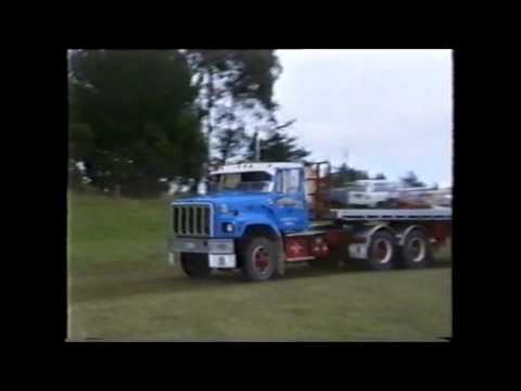 Trucks NZ Grant Hanlen classic collection P-2