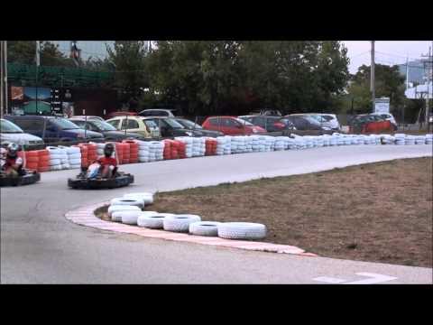 "F1 FANS KART Challenge ''ATHENS"" 2014 RACE 10 - 3D"