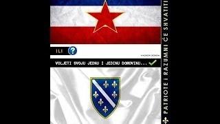 Smrt Jugoslavije (cijeli dokumentarni fi...