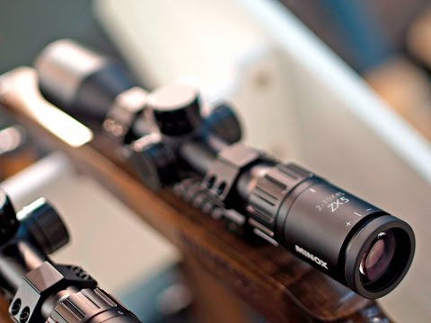 Repeat minox ze i rifle scope review by optics trade