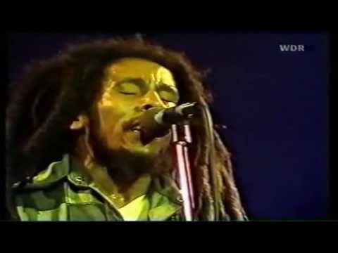 ♫ ♕ bob marley ♕ revelation dortmund live 1980 hd ♫