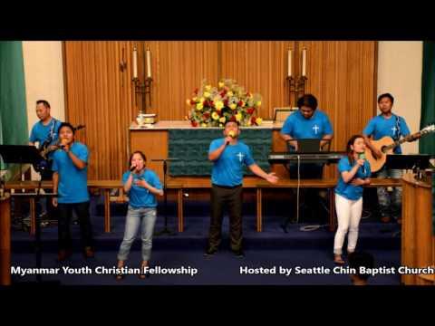 Myanmar Youth Christian Fellowship, CBBC, Portland praise and worship team