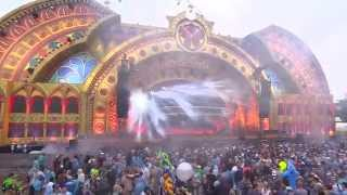 Tomorrowland 2015 | Chris Liebing