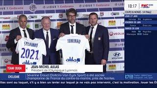 "OL - Aulas : ""Pourquoi Juninho ? Juninho, sur le plan football, c'est presque mon fils"""