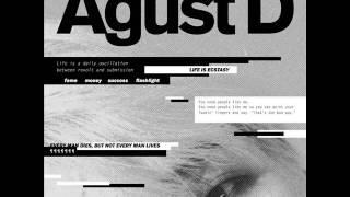 Agust D (SUGA) - Agust D [MP3 Audio]