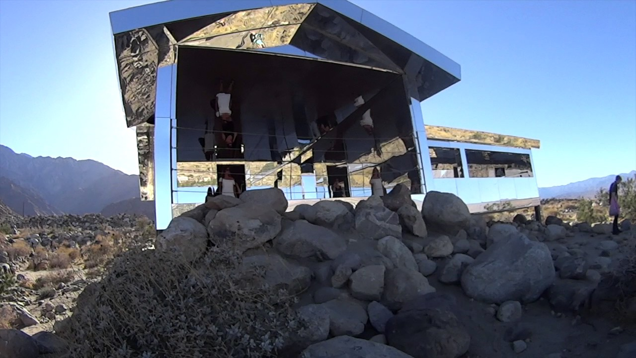 tour of the mirror house desert x in palm springs ca art rh youtube com mirror house palm springs desert x mirror house palm springs closed