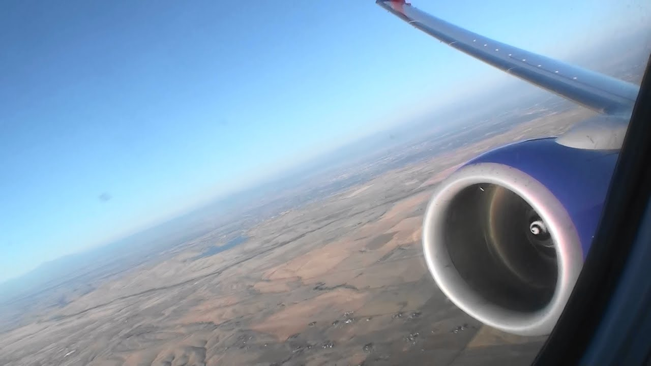 Boeing 737 800 aircraft inside image - Brand New Aircraft Awesome Southwest Hd Boeing 737 800 Takeoff From Denver Youtube