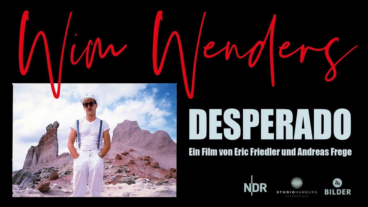 Wim Wenders Desperado Trailer Deutsch German Youtube