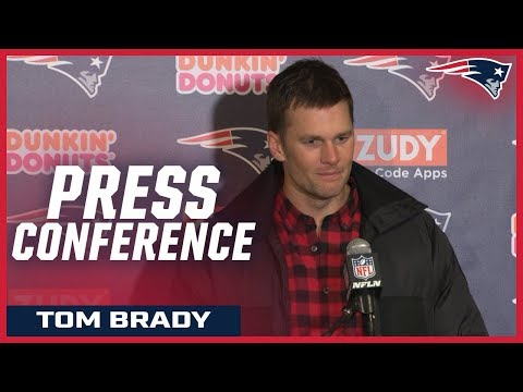 """Tom Brady after victory vs. Jets: """"I'm just here to win."""""""