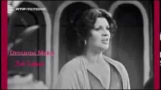 Deolinda Maria  _  Sou Feliz cantando o Fado