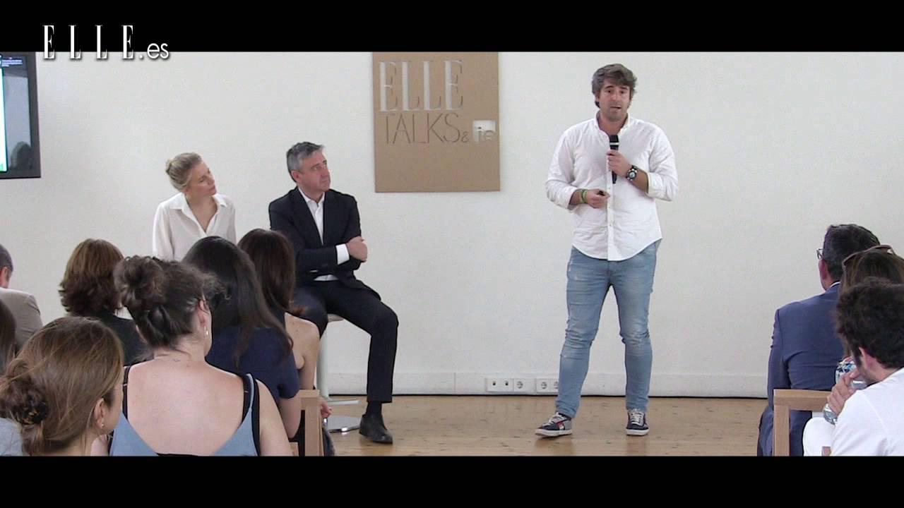 ELLE Talks Start up! Marcos Alves - YouTube