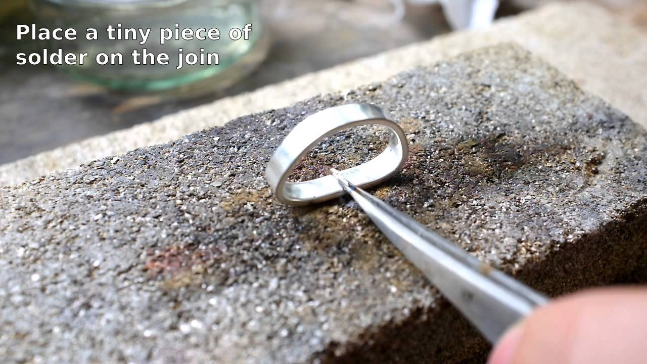Watch How to Repair Silver Jewelry video