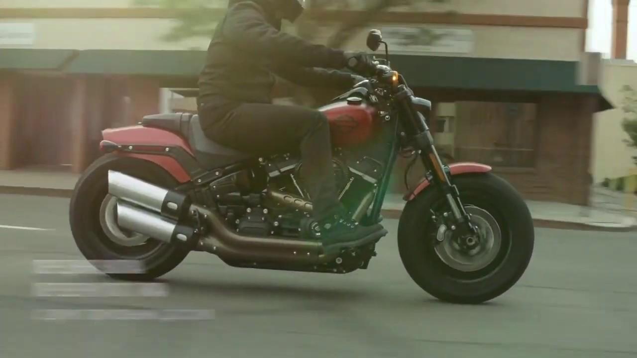 Fat Bob Harley-Davidson