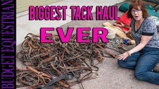 BIGGEST TACK HAUL EVER!
