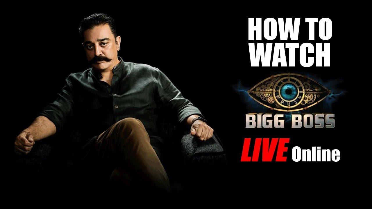 Bigg boss tamil online live streaming
