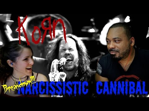 Korn Narcissistic Cannibal Reaction!!