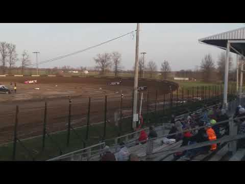 Late Model Hot Laps  Fayette County Speedway