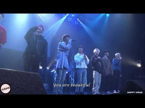 [Eng Sub] Pentagon - Beautiful (Japanese Ver.) Lyrics Video